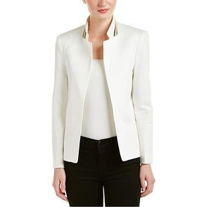 Zadig & Voltaire Deluxe Volly White Jacket
